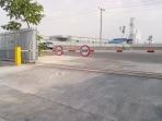 Gía barrier tự động, cổng barie