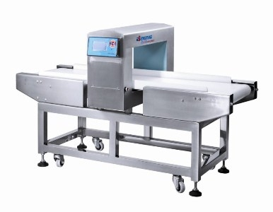 thiết bị dò kim loại cho thực phẩm